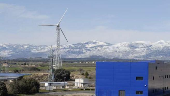 Investigan en Huesca el almacenamiento subterráneo de hidrógeno.