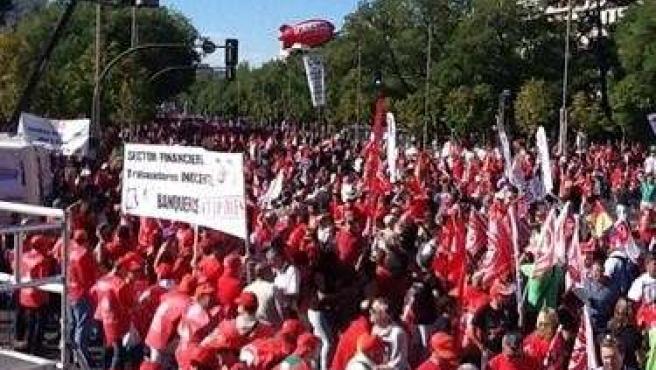 Manifestación de 15-S