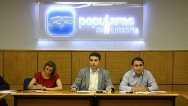 Nuevas Generaciones Del PP De Cantabria