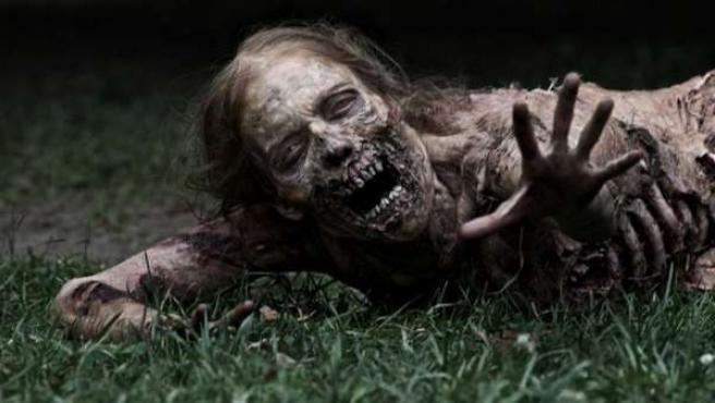 Una imagen de 'The Walking Dead'.