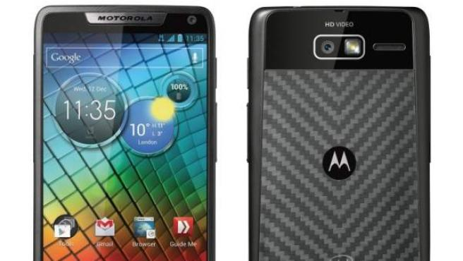 El 'smartphone' de Motorola RAZRi.