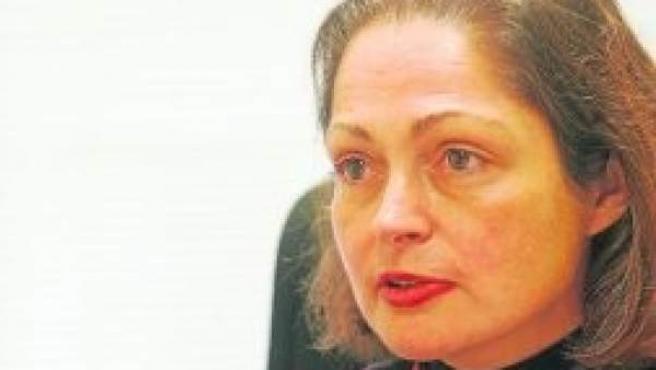 María Jesús García Pérez, en una imagen de archivo del El diario montañes.