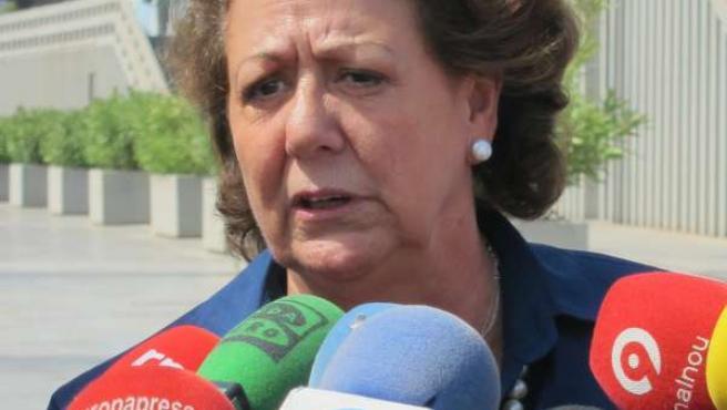 Rita Barberá