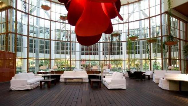 Hotel Silken Al-Andalus En Sevila