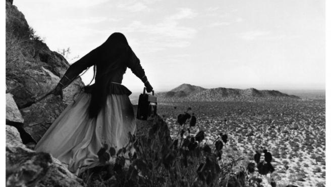 Foto de la mexicana Graciela Iturbide
