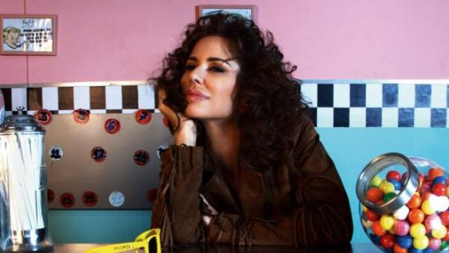 Vicky Larraz ha lanzado 'Earthquake'.