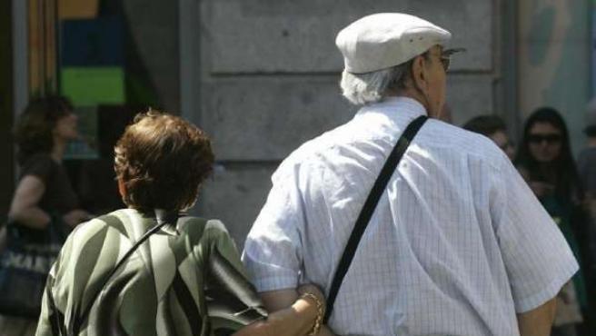 El pago de las pensiones es una partida importante del gasto de la Seguridad Social.