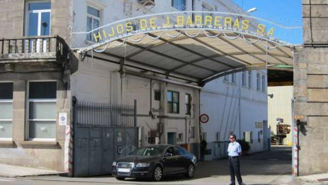 Astillero Barreras en Vigo