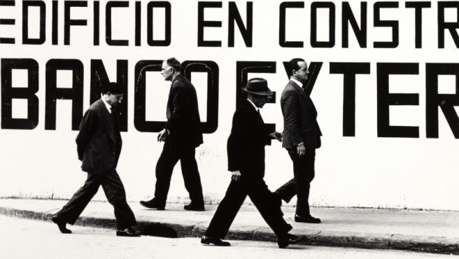 Foto de Ray K. Metzer realizada en Valencia en 1961