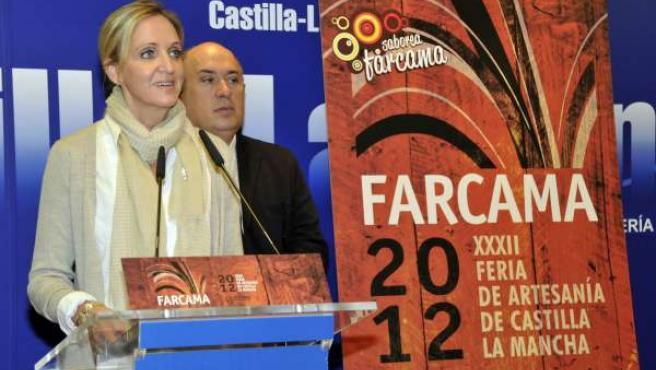 Casero presenta la XXXII edición de la Feria de Farcama