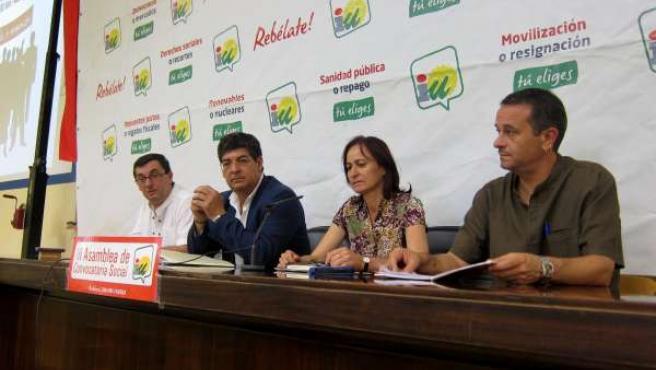 Centella, Valderas, Martín y Castro
