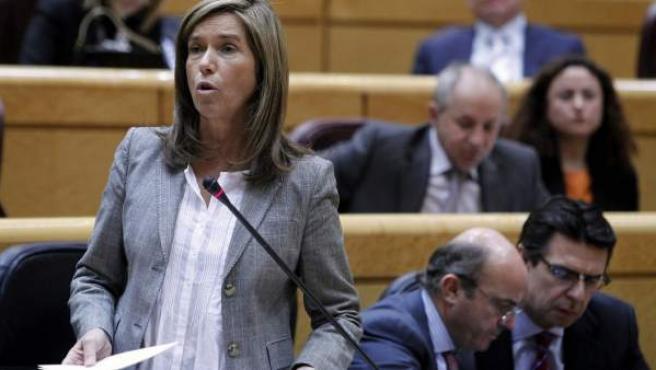 La ministra de Sanidad, Ana Mato.