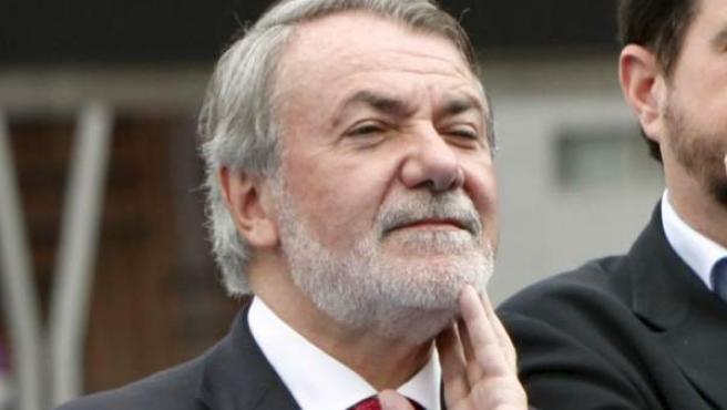 Mayor Oreja, en una imagen de archivo.