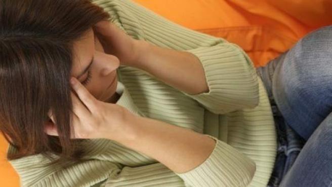 Insomnio, tristeza y desmotivación son algunos de los síntomas de la depresión.