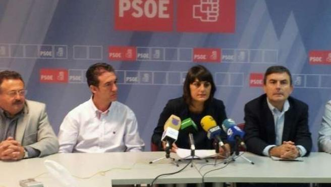 El PSOE presenta las alternativas
