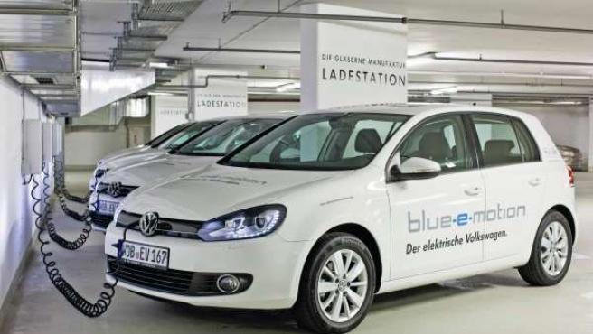 Volkswagen Golf Blue-E-Motion (Eléctrico)