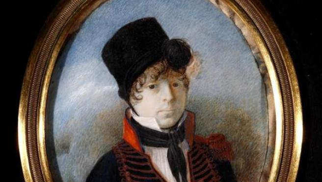 Retrato de Agustina de Aragón
