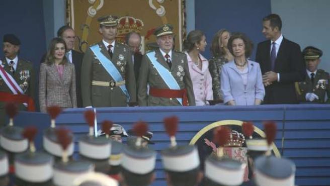 Duques De Palma El Pasado 12 De Octubre
