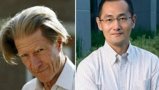 John B. Gurdon y Shinya Yamanaka, Premio Nobel de Medicina 2012.
