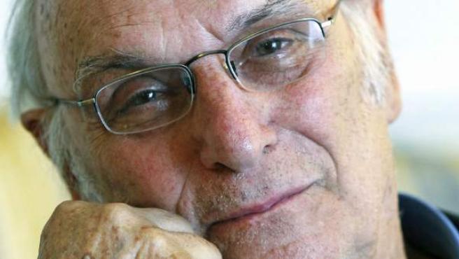 Imagen de archivo (29/06/11) del director y guionista Carlos Saura.