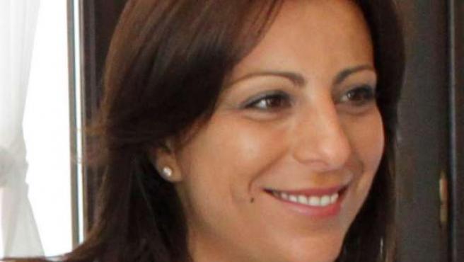 La Alcaldesa De Ronda, Maria Paz Fernández, (PP)