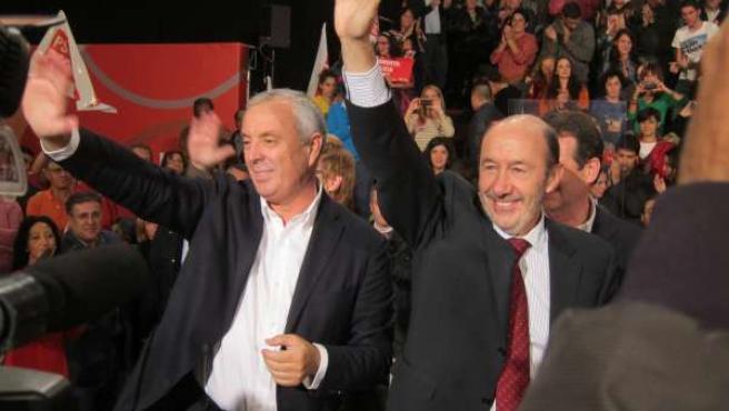 Pachi Vázquez y Rubalcaba