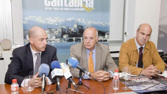 Presentación de la prueba de ultrafondo 'Desafío Cantabria'