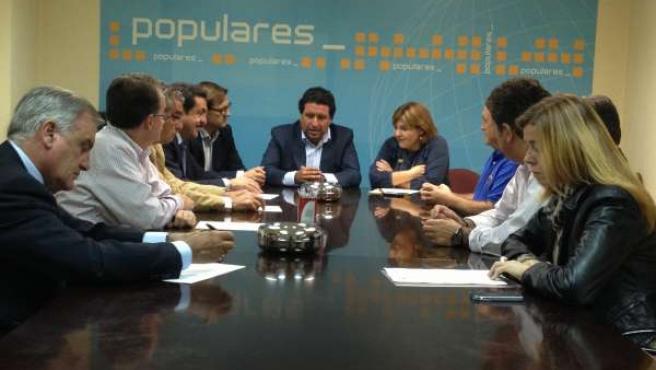 Comisión De Infraestructuras Del PPCV