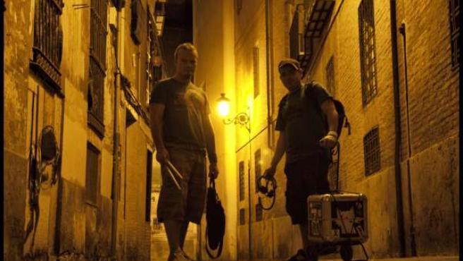 Joseph Smith Y DJ Finger, Miembros De Drumjayxperience.