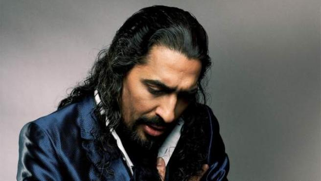 El cantaor, Diego 'El Cigala'.