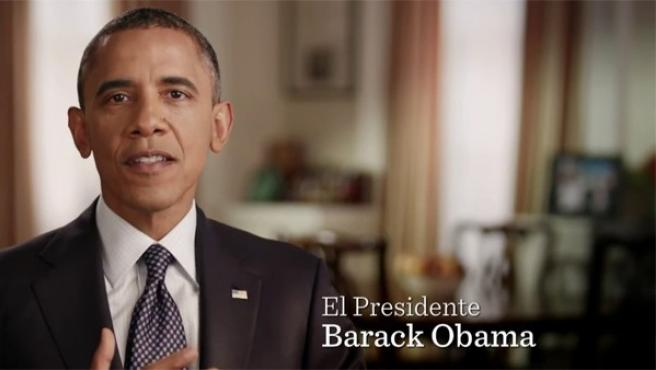 Obama hace campaña en castellano
