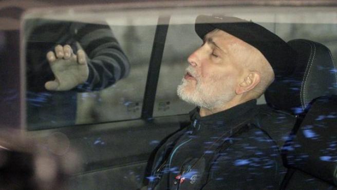 El preso de ETA enfermo de cáncer Iosu Uribetxebarria Bolinaga.