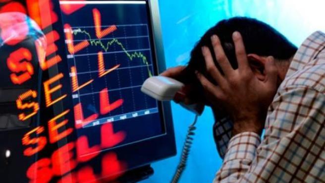 La crisis económica puede minar la salud mental de los ciudadanos.