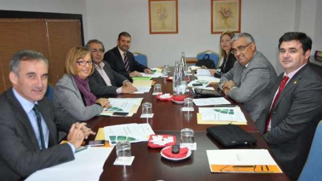 Tercera reunión de Andalucía Tech
