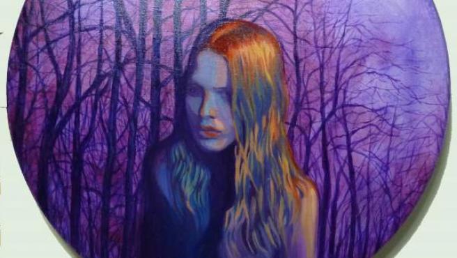 Obra de la serie 'Claros del bosque'.