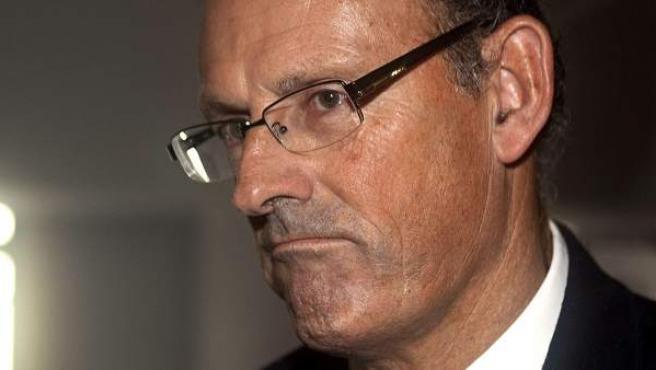 El abogado de Iñaki Urdangarin, Mario Pascual Vives.