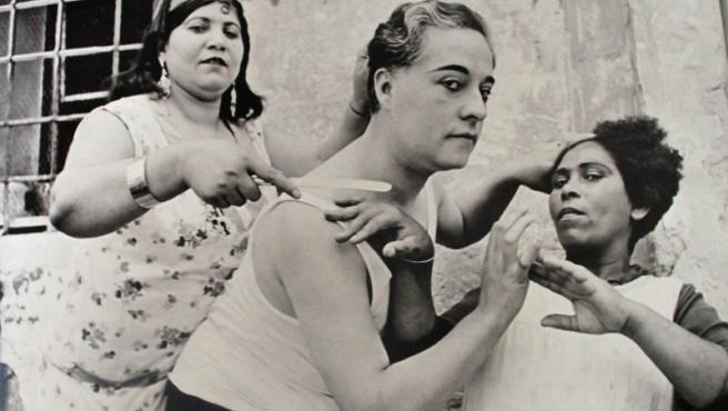 Foto de Cartier-Bresson tomada en Alicante en 1932