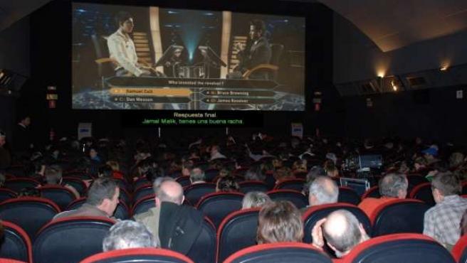 Sala De Cine Accesible