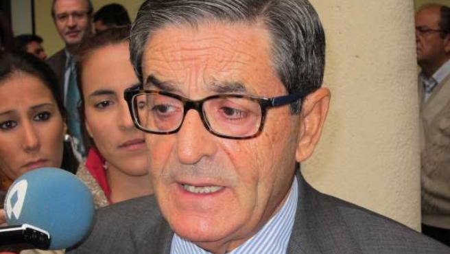 El Presidente De BBK, Mario Fernández