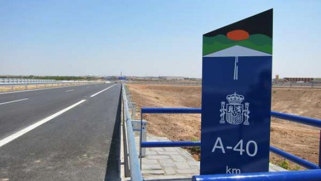 Autovía A-40