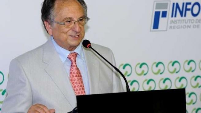 El presidente del Grupo Fuertes, Tomás Fuertes