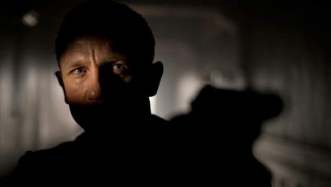 Daniel Craig en una escena de 'Skyfall'.