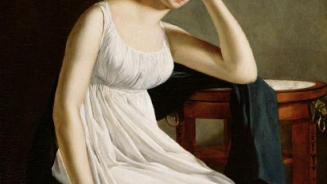 Autorretrato Constance Mayer (1775-1821), pintora francesa