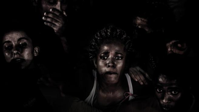 Obra del colectivo brasileño cia de foto