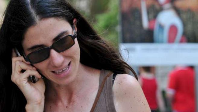 La bloguera Yoani Sánchez, de nuevo en el punto de mira de Cuba.