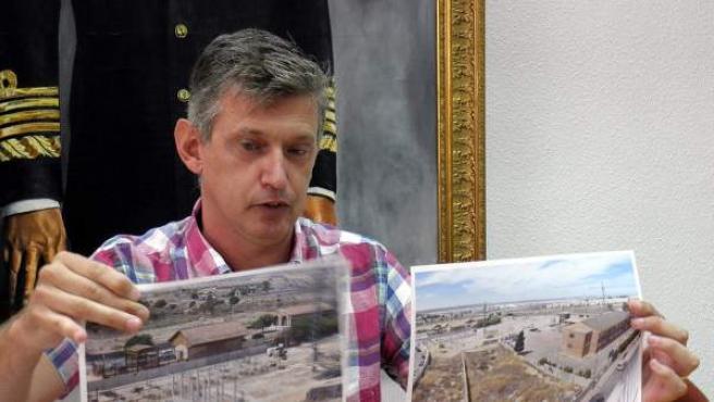 El exatleta y edil de Deportes y Educación de Torrevieja, Daniel Plaza.
