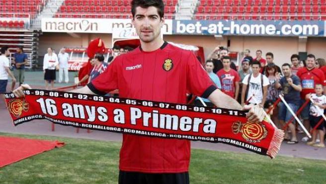 jugador de fútbol Arizmend