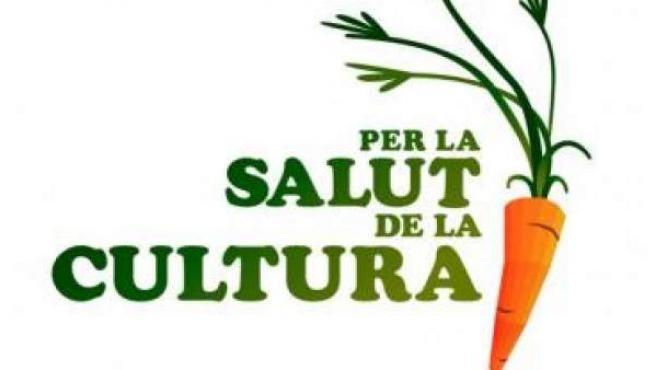 En el Teatro Bescanó han decidido vender zanahorias para salvar la cultura.