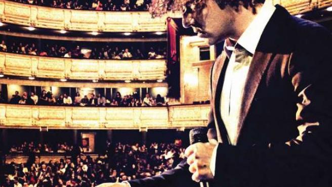 David Bisbal actúa en Fibes dentro de su gira acústica