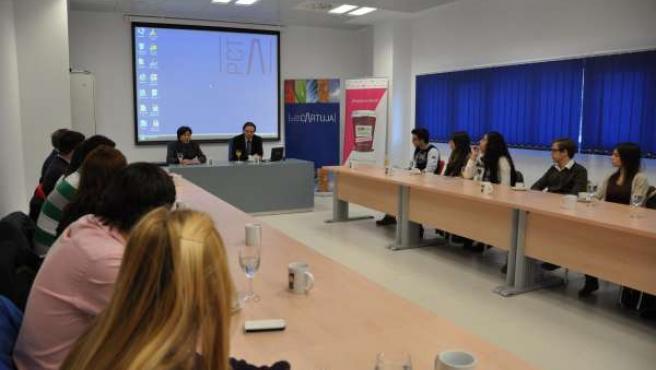 PCT Cartuja participa en 'Café con ciencia y mucha innovación', en Sevilla.